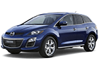 Textilní autokoberce Mazda CX-7