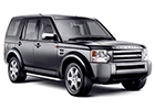 Vana do kufru Land Rover Discovery