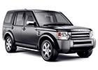 Střešní nosič Land Rover Discovery