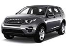 Prahové lišty Land Rover Discovery Sport
