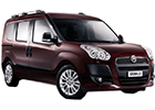 Vana do kufru Fiat Doblo