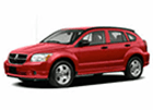 Vana do kufru Dodge Caliber