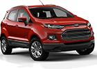 Boční lišty dveří Ford Ecosport