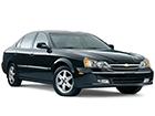 Boční lišty dveří Chevrolet Epica