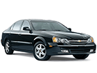 Kryt prahu pátých dveří Chevrolet Epica