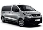 Prahové lišty Peugeot Expert