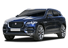 Vana do kufru Jaguar F-Pace