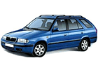 Ofuky oken Škoda Felicia