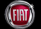 Deflektory přední kapoty Fiat