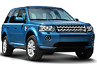 Vana do kufru Land Rover Freelander