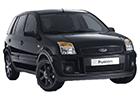 Prahové lišty Ford Fusion