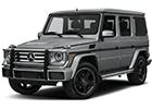 Gumové koberce Mercedes G