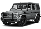 Vana do kufru Mercedes G