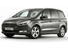 Vana do kufru Ford Galaxy