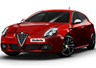 Gumové koberce Alfa Romeo Giulietta