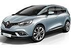 Střešní nosič Renault Scenic Grand