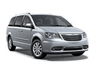 Vana do kufru Chrysler Grand Voyager