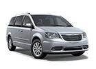 Střešní nosič Chrysler Grand Voyager