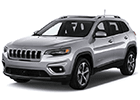 Ofuky oken Jeep Grand Cherokee