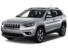 Deflektor kapoty Jeep Grand Cherokee