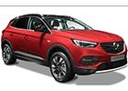 Prahové lišty Opel Grandland X