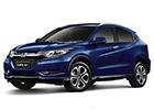 Boční lišty dveří Honda HR-V
