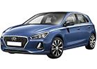 Boční lišty dveří Hyundai i30