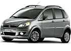 Vana do kufru Fiat Idea
