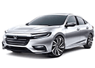 Boční lišty dveří Honda Insight