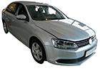 Textilní autokoberce VW Jetta