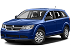 Vana do kufru Dodge Journey