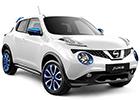 Textilní autokoberce Nissan Juke