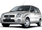 Střešní nosič Subaru Justy