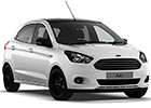 Vana do kufru Ford Ka