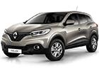 Prahové lišty Renault Kadjar