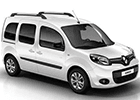 Střešní nosič Renault Kangoo
