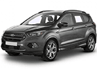 Vana do kufru Ford Kuga