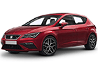 Vana do kufru Seat Leon