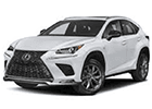 Vana do kufru Lexus NX