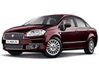 Vana do kufru Fiat Linea