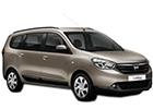 Textilní autokoberce Dacia Lodgy