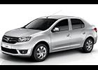 Prahové lišty Dacia Logan
