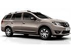 Kryt prahu pátých dveří Dacia Logan MCV