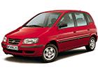 Vana do kufru Hyundai Matrix