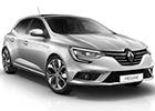 Boční lišty dveří Renault Megane