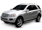 Ofuky oken Mercedes ML