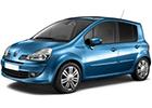 Prahové lišty Renault Modus