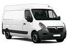 Prahové lišty Opel Movano