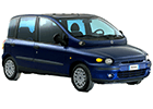 Plachty na auto Fiat Multipla