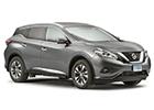 Boční lišty dveří Nissan Murano